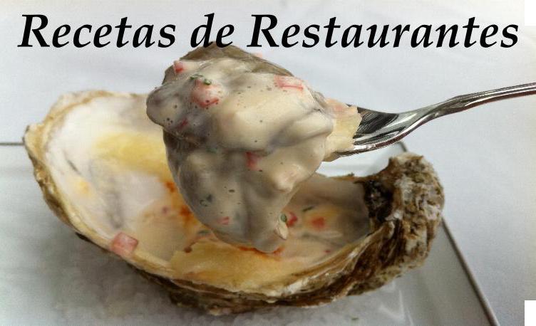 recetas de restaurantes
